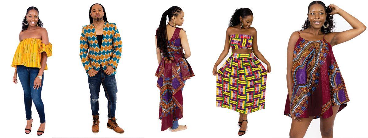 Afrikaanse sieraden draag jij op een mooie Dashiki