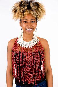 Afrikaanse ketting, Afrikaanse sieraden